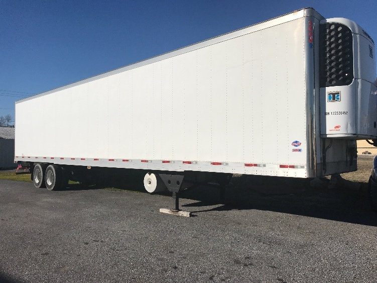 Reefer Trailer-Semi Trailers-Utility-2012-Trailer-SWEDESBORO-NJ-19,510 miles-$33,250