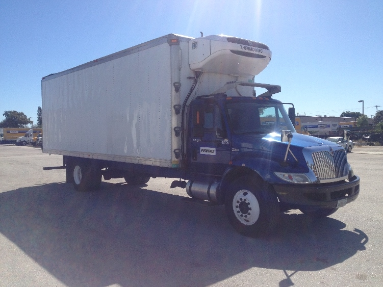 Reefer Truck-Light and Medium Duty Trucks-International-2012-4300-MEDLEY-FL-130,900 miles-$36,000