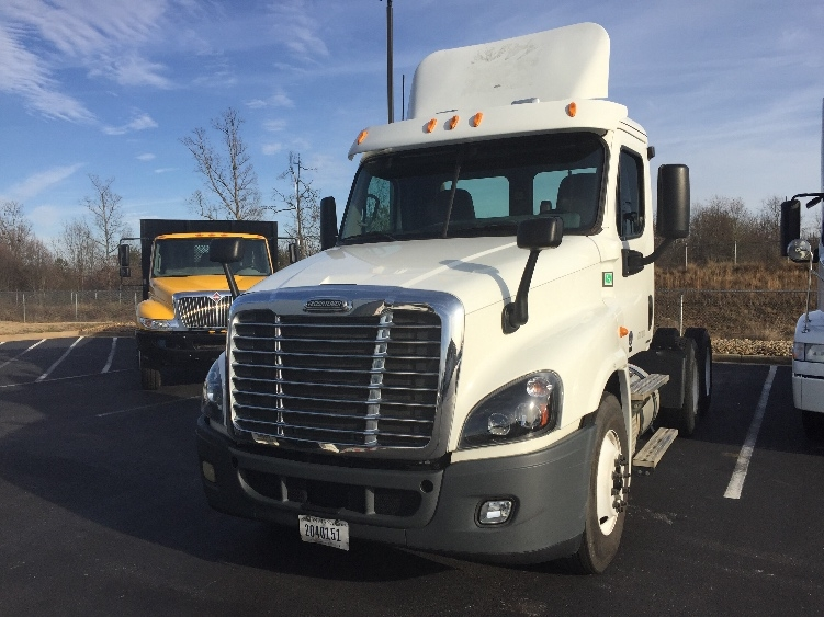 Day Cab Tractor-Heavy Duty Tractors-Freightliner-2012-Cascadia 12564ST-GREENVILLE-SC-360,578 miles-$40,000