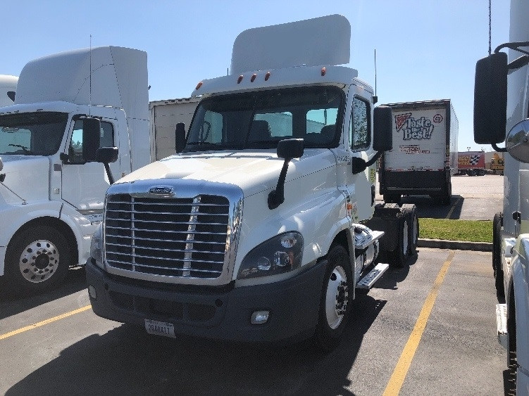 Day Cab Tractor-Heavy Duty Tractors-Freightliner-2012-Cascadia 12564ST-WEST COLUMBIA-SC-563,874 miles-$26,500