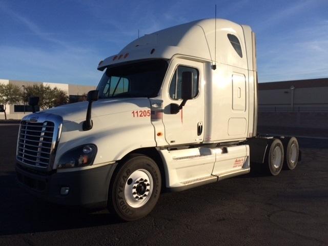 Sleeper Tractor-Heavy Duty Tractors-Freightliner-2012-Cascadia 12564ST-PHOENIX-AZ-453,806 miles-$40,250