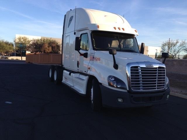 Sleeper Tractor-Heavy Duty Tractors-Freightliner-2012-Cascadia 12564ST-PHOENIX-AZ-499,159 miles-$39,750