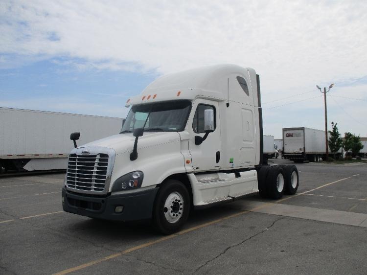 Sleeper Tractor-Heavy Duty Tractors-Freightliner-2012-Cascadia 12564ST-OKLAHOMA CITY-OK-534,856 miles-$38,250