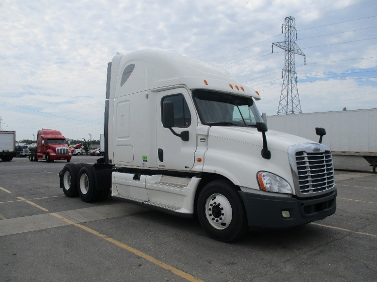 Sleeper Tractor-Heavy Duty Tractors-Freightliner-2012-Cascadia 12564ST-OKLAHOMA CITY-OK-587,343 miles-$44,500