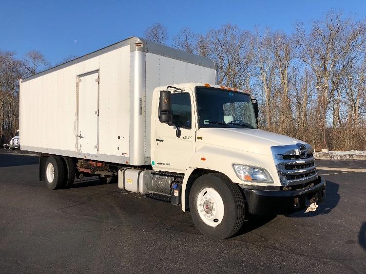 Medium Duty Box Truck-Light and Medium Duty Trucks-Hino-2012-338-BRAINTREE-MA-148,550 miles-$27,000