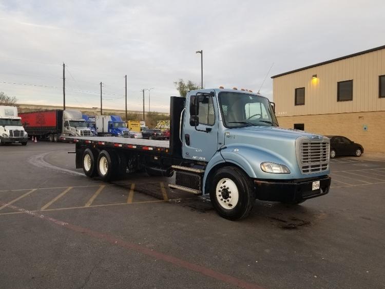 Flatbed Truck-Heavy Duty Tractors-Freightliner-2012-M211264S-AUSTIN-TX-228,505 miles-$50,250