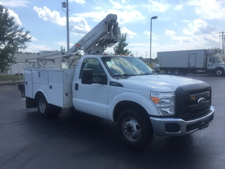 Bucket Truck-Specialized Equipment-Ford-2011-F350-JESSUP-PA-89,657 miles-$35,250