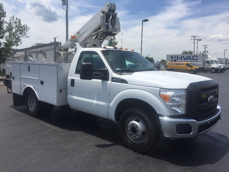 Bucket Truck-Specialized Equipment-Ford-2011-F350-JESSUP-PA-93,323 miles-$34,000