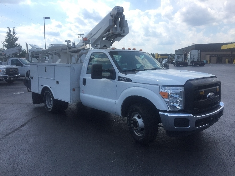 Bucket Truck-Specialized Equipment-Ford-2011-F350-JESSUP-PA-115,735 miles-$33,000