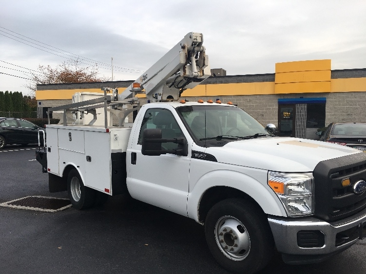Bucket Truck-Specialized Equipment-Ford-2011-F350-CARLISLE-PA-101,375 miles-$33,750