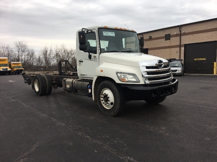 Cab and Chassis Truck-Light and Medium Duty Trucks-Hino-2012-268-KING OF PRUSSIA-PA-80,078 miles-$35,750