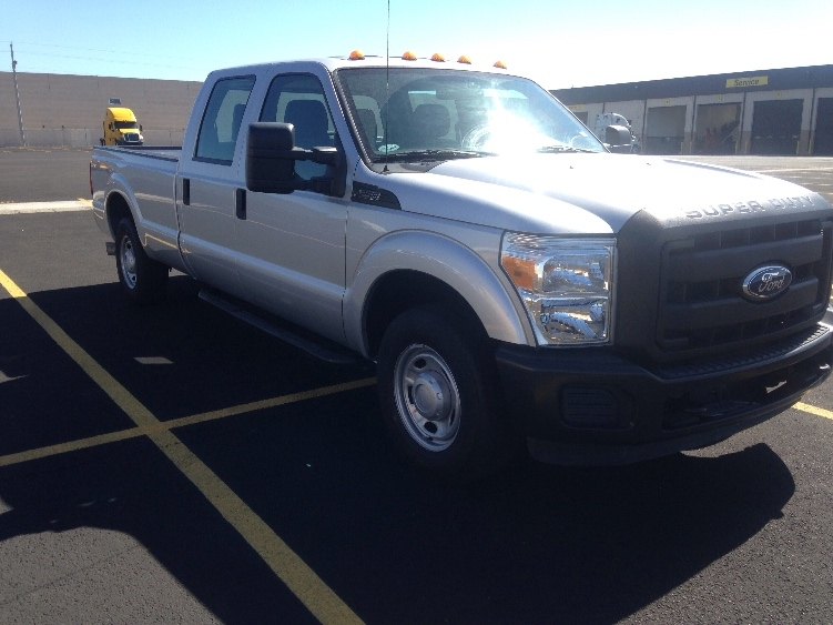 Pickup Truck-Light and Medium Duty Trucks-Ford-2011-F250-LAREDO-TX-10,010 miles-$27,000