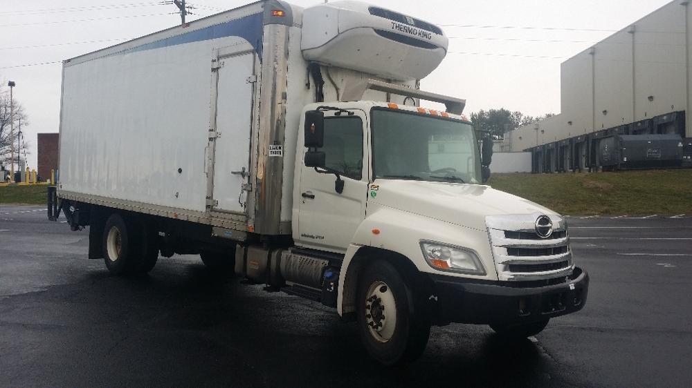 Reefer Truck-Light and Medium Duty Trucks-Hino-2012-338-HARRISONBURG-VA-182,526 miles-$37,250