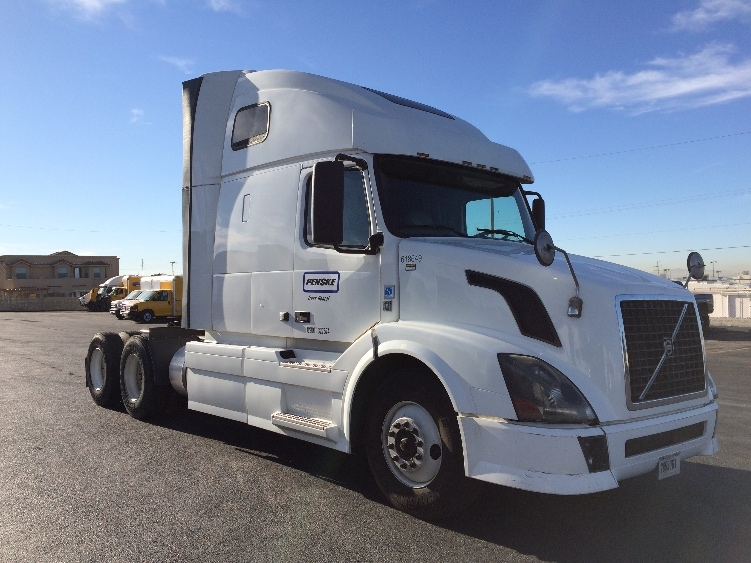 Sleeper Tractor-Heavy Duty Tractors-Volvo-2012-VNL64T670-DENVER-CO-458,107 miles-$38,750