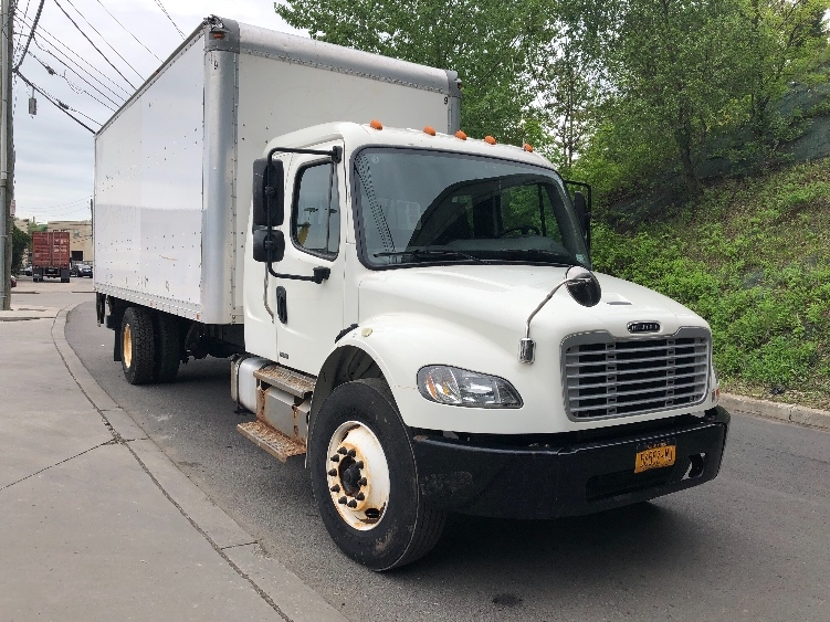Medium Duty Box Truck-Light and Medium Duty Trucks-Freightliner-2012-M2-ELMSFORD-NY-132,671 miles-$39,500