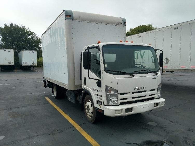 Medium Duty Box Truck-Light and Medium Duty Trucks-Isuzu-2011-NQR-LENEXA-KS-92,471 miles-$28,000