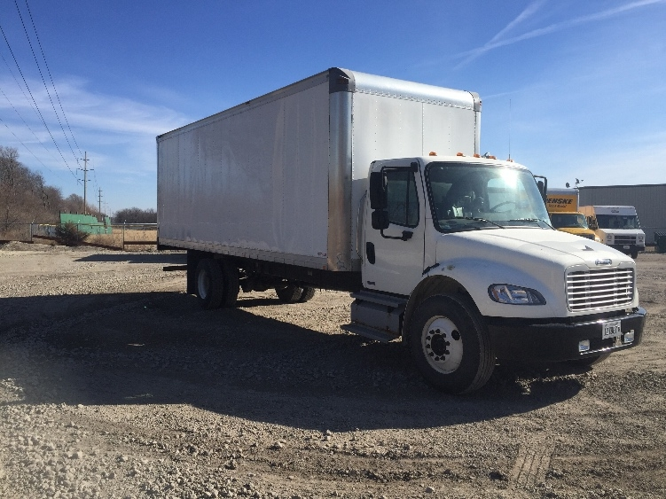 Medium Duty Box Truck-Light and Medium Duty Trucks-Freightliner-2012-M2-SAINT LOUIS-MO-22,428 miles-$40,500