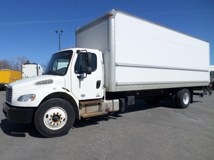 Medium Duty Box Truck-Light and Medium Duty Trucks-Freightliner-2012-M2-HOLLAND-MI-242,852 miles-$31,500