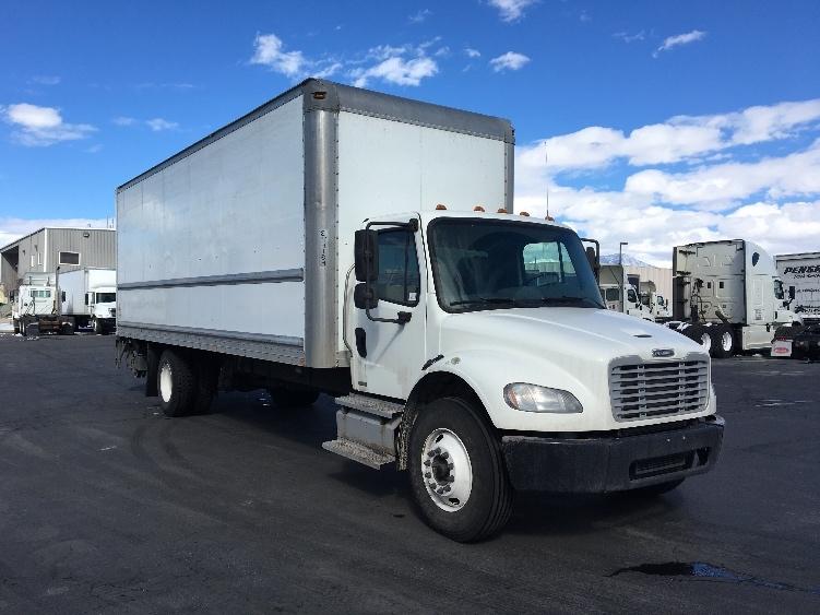 Medium Duty Box Truck-Light and Medium Duty Trucks-Freightliner-2012-M2-WEST VALLEY CITY-UT-198,918 miles-$37,750
