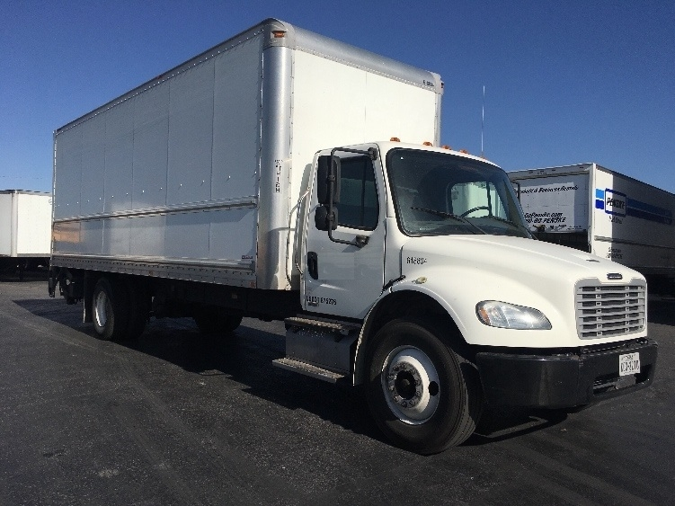 Medium Duty Box Truck-Light and Medium Duty Trucks-Freightliner-2012-M2-EL PASO-TX-107,532 miles-$45,250