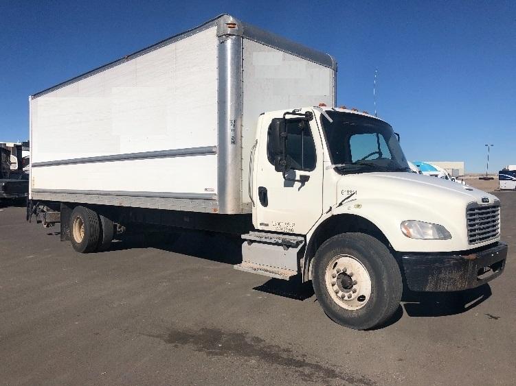 Medium Duty Box Truck-Light and Medium Duty Trucks-Freightliner-2012-M2-ALBUQUERQUE-NM-533,523 miles-$7,000