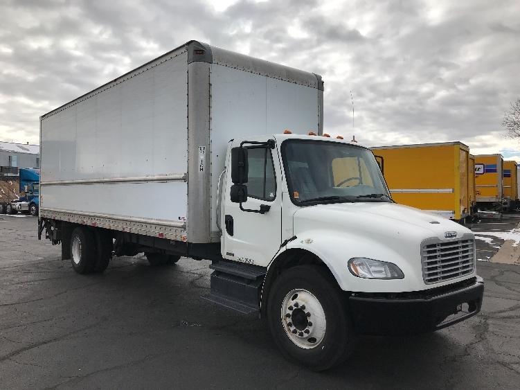 Medium Duty Box Truck-Light and Medium Duty Trucks-Freightliner-2012-M2-DENVER-CO-210,261 miles-$29,750