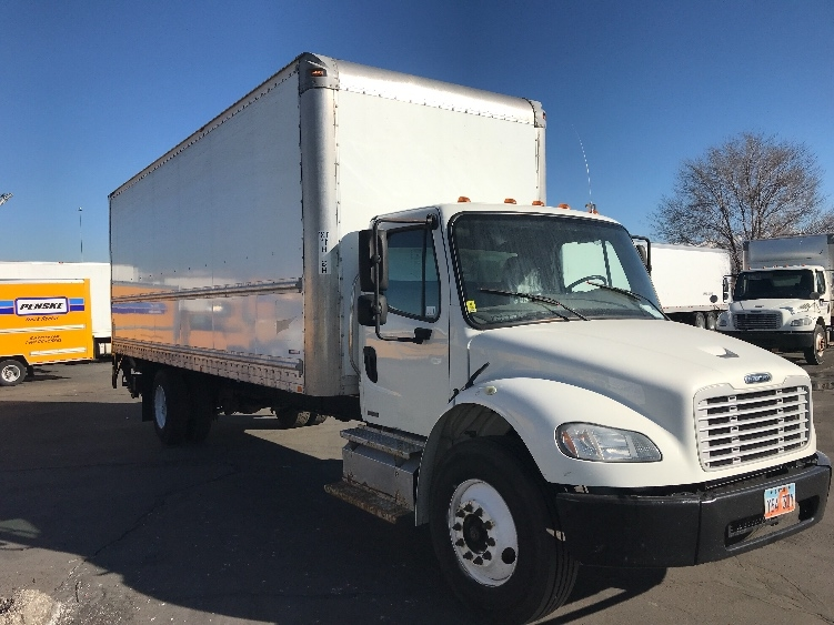 Medium Duty Box Truck-Light and Medium Duty Trucks-Freightliner-2012-M2-WEST VALLEY CITY-UT-160,788 miles-$37,000