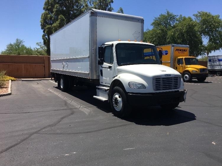 Medium Duty Box Truck-Light and Medium Duty Trucks-Freightliner-2012-M2-PHOENIX-AZ-136,708 miles-$43,000