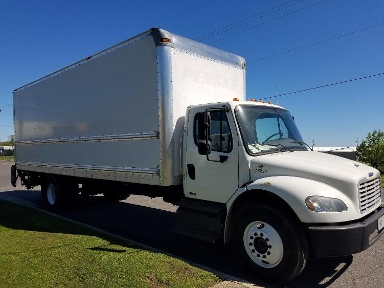 Medium Duty Box Truck-Light and Medium Duty Trucks-Freightliner-2012-M2-BIRMINGHAM-AL-209,215 miles-$39,000