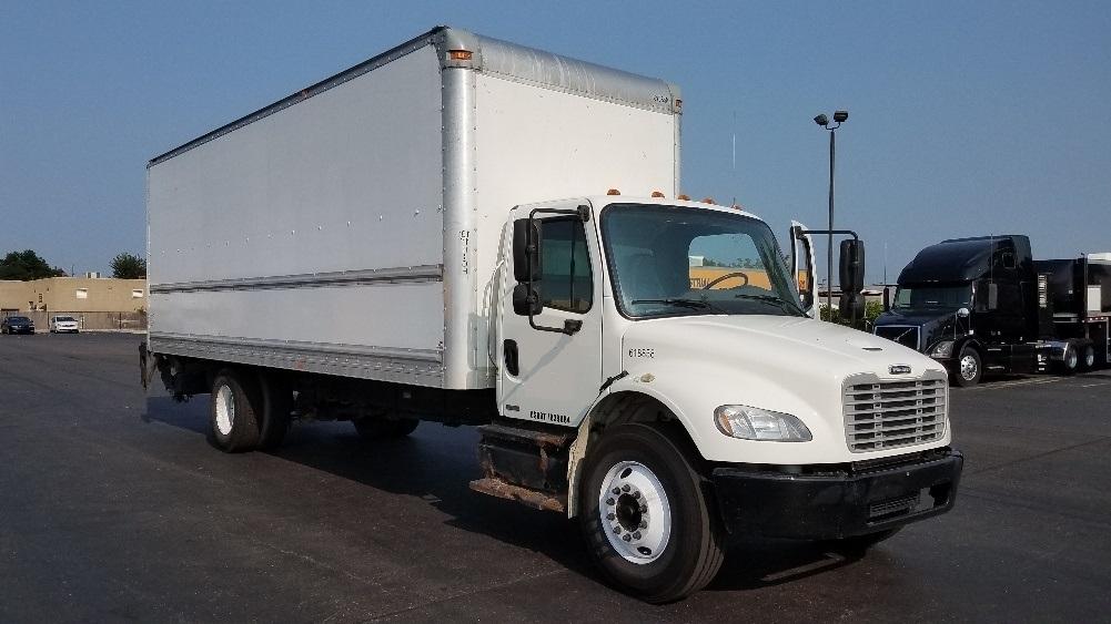 Medium Duty Box Truck-Light and Medium Duty Trucks-Freightliner-2012-M2-WARREN-MI-136,749 miles-$41,250