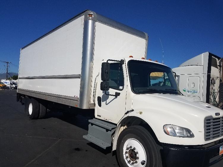 Medium Duty Box Truck-Light and Medium Duty Trucks-Freightliner-2012-M2-WEST VALLEY CITY-UT-227,477 miles-$32,250
