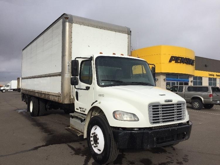 Medium Duty Box Truck-Light and Medium Duty Trucks-Freightliner-2012-M2-DENVER-CO-305,912 miles-$35,250