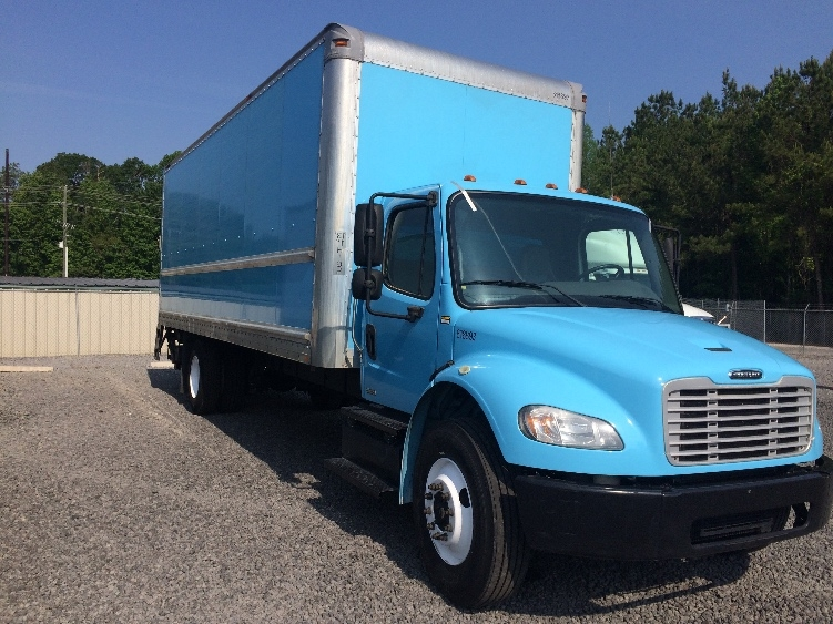 Medium Duty Box Truck-Light and Medium Duty Trucks-Freightliner-2012-M2-SUMMERVILLE-SC-188,034 miles-$43,250