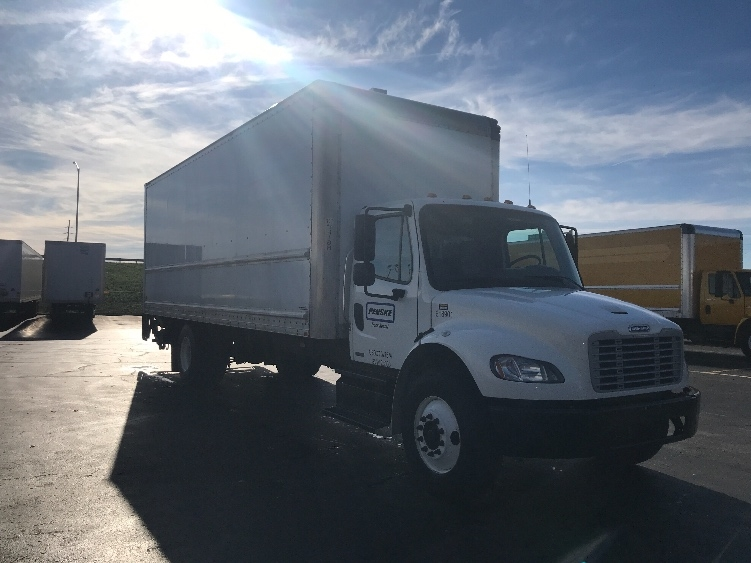 Medium Duty Box Truck-Light and Medium Duty Trucks-Freightliner-2012-M2-INDIANAPOLIS-IN-164,284 miles-$41,000