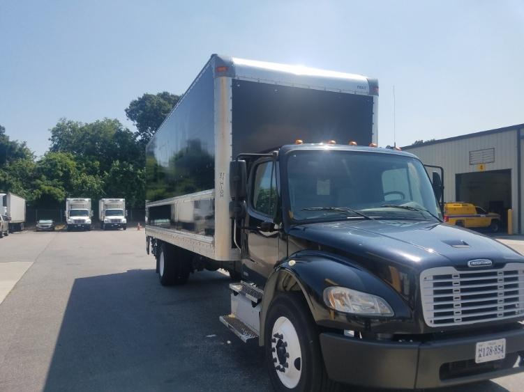 Medium Duty Box Truck-Light and Medium Duty Trucks-Freightliner-2012-M2-NORFOLK-VA-161,341 miles-$41,000