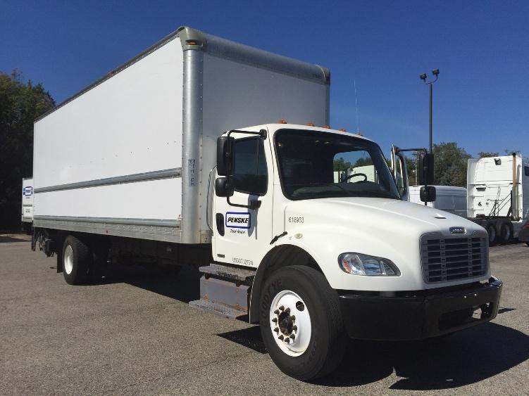 Medium Duty Box Truck-Light and Medium Duty Trucks-Freightliner-2012-M2-HOLLAND-MI-144,955 miles-$40,500