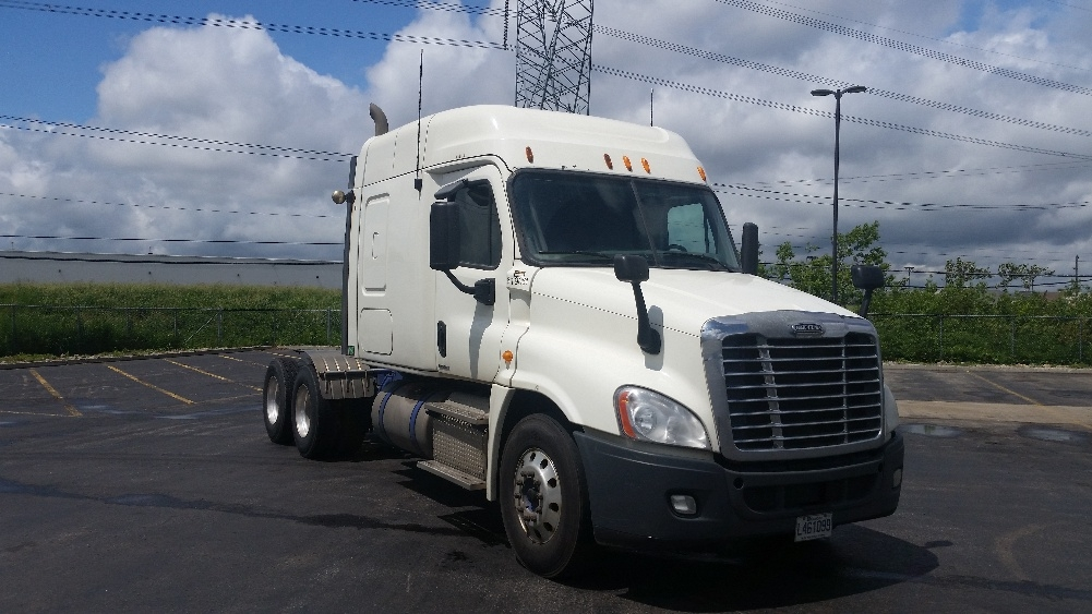 Sleeper Tractor-Heavy Duty Tractors-Freightliner-2012-Cascadia 12564ST-STE-FOY-PQ-740,832 km-$48,750