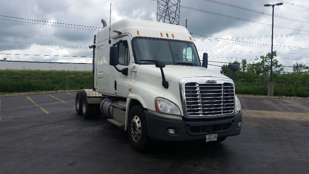 Sleeper Tractor-Heavy Duty Tractors-Freightliner-2012-Cascadia 12564ST-STE-FOY-PQ-747,891 km-$48,500