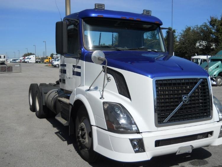 Day Cab Tractor-Heavy Duty Tractors-Volvo-2012-VNL64T300-PELL CITY-AL-502,425 miles-$29,500
