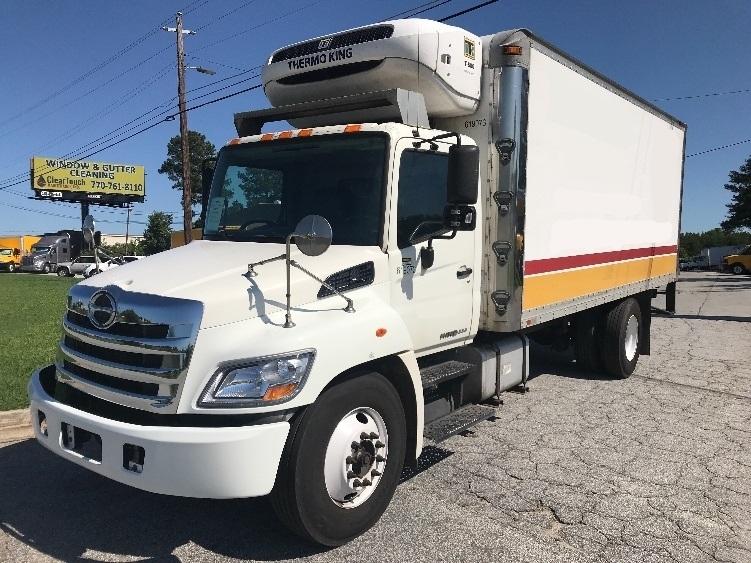 Reefer Truck-Light and Medium Duty Trucks-Hino-2012-268-CONYERS-GA-379,930 miles-$23,750