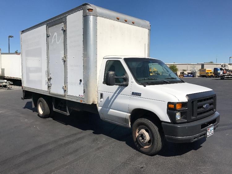 Light Duty Box Truck-Light and Medium Duty Trucks-Ford-2011-E450-WACO-TX-104,188 miles-$16,250