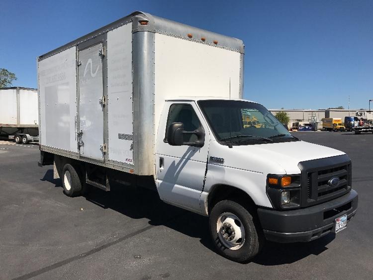 Light Duty Box Truck-Light and Medium Duty Trucks-Ford-2011-E450-WACO-TX-96,300 miles-$19,000