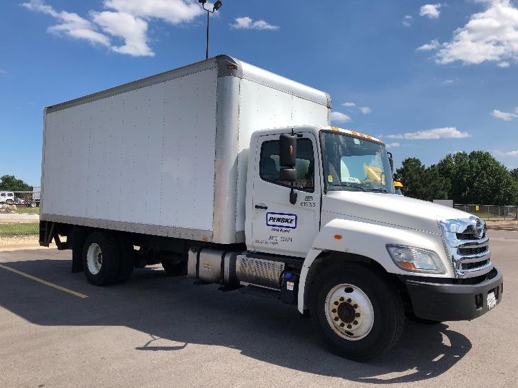 Medium Duty Box Truck-Light and Medium Duty Trucks-Hino-2012-268-ROMEOVILLE-IL-127,123 miles-$41,500