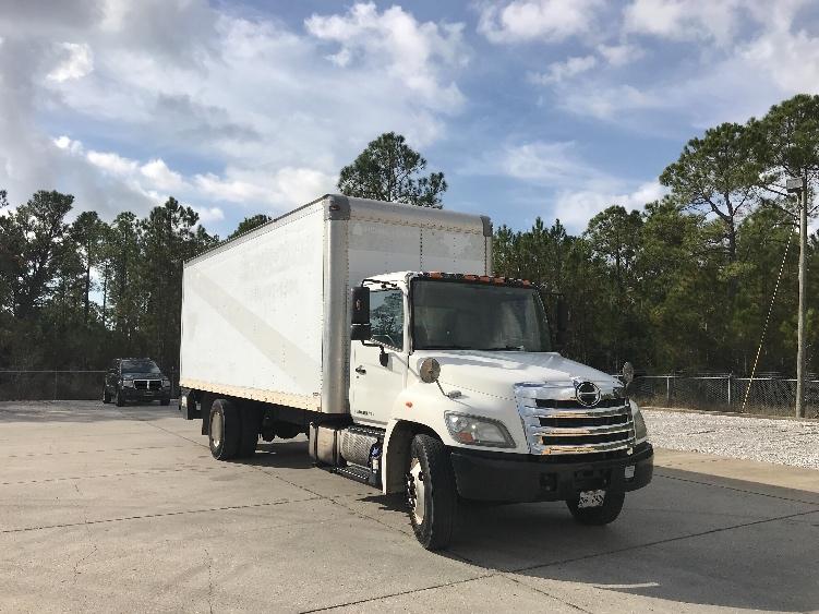 Medium Duty Box Truck-Light and Medium Duty Trucks-Hino-2012-268-GULFPORT-MS-176,488 miles-$38,500