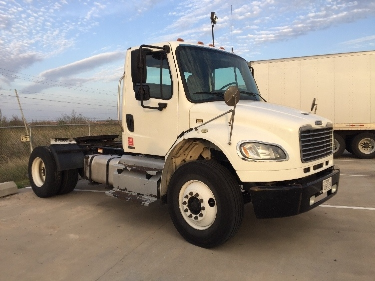 Day Cab Tractor-Heavy Duty Tractors-Freightliner-2012-M2-CORPUS CHRISTI-TX-185,241 miles-$38,750