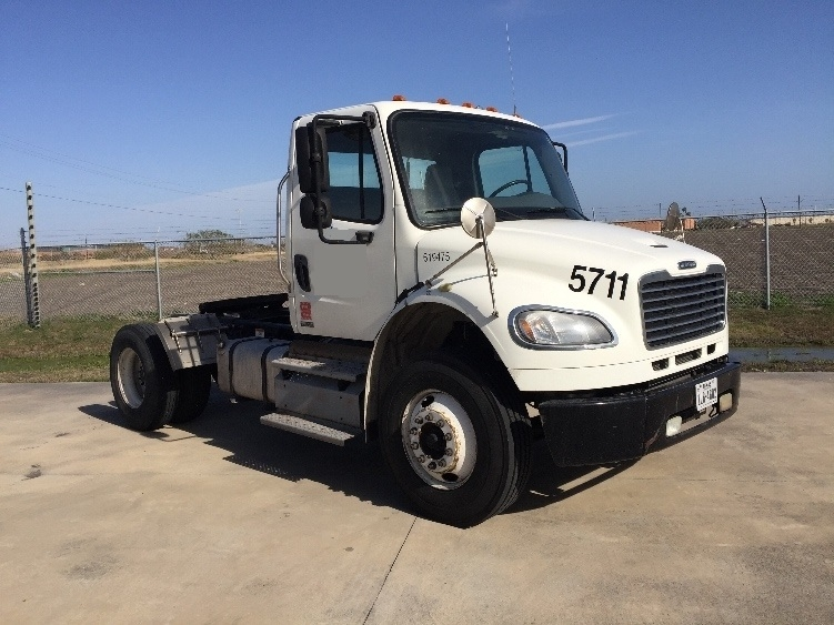 Day Cab Tractor-Heavy Duty Tractors-Freightliner-2012-M2-CORPUS CHRISTI-TX-170,654 miles-$39,250