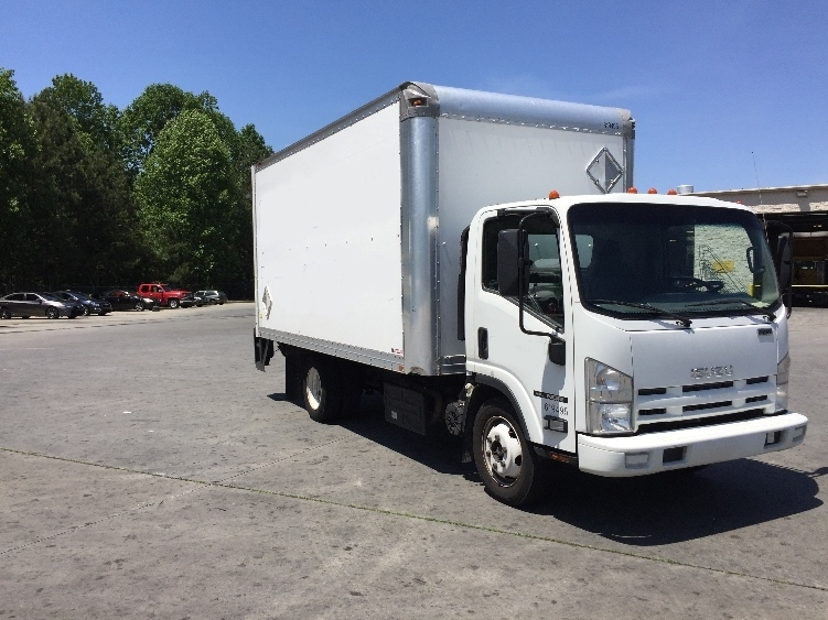 Medium Duty Box Truck-Light and Medium Duty Trucks-Isuzu-2011-NQR-KENNESAW-GA-194,277 miles-$24,250