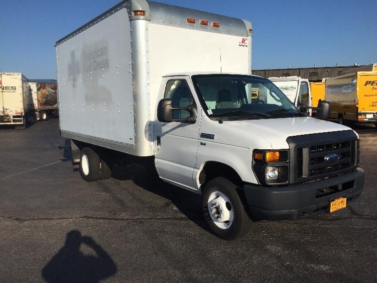 Light Duty Box Truck-Light and Medium Duty Trucks-Ford-2011-E450-ROCHESTER-NY-54,375 miles-$21,750