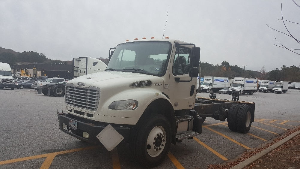 Cab and Chassis Truck-Light and Medium Duty Trucks-Freightliner-2012-M2-ATLANTA-GA-343,026 miles-$23,750