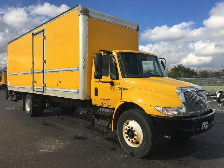 Medium Duty Box Truck-Light and Medium Duty Trucks-International-2012-4300-SAN ANTONIO-TX-107,102 miles-$33,750